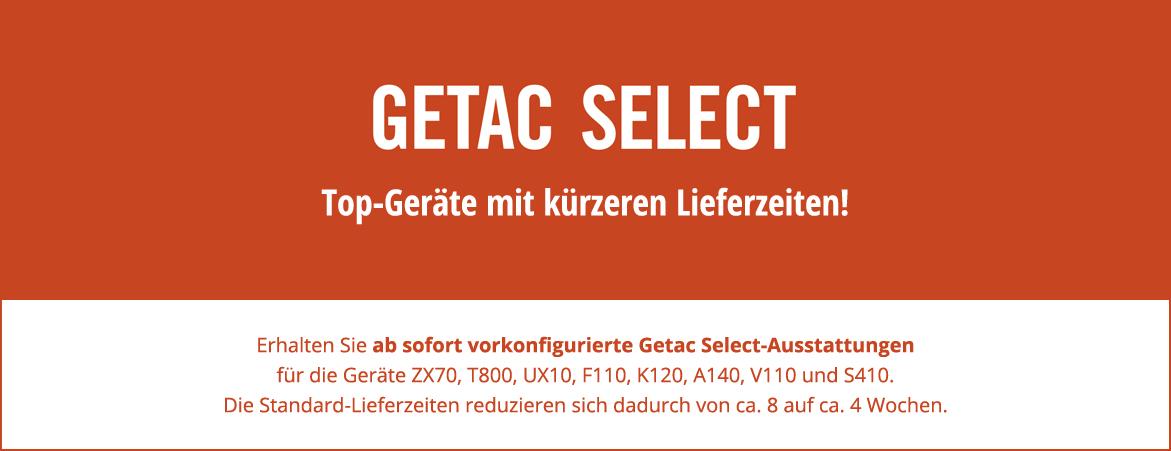 Getac Select