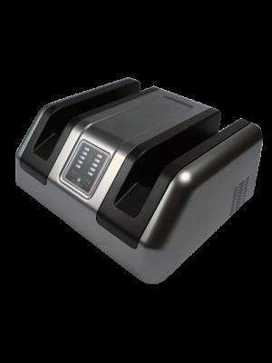 X500 - X-External Dual Bay Main Battery Charger